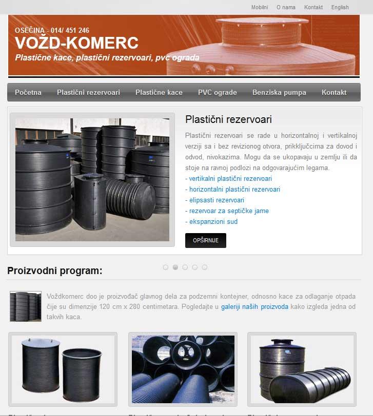 vozd-komerc-redizajn-sajta