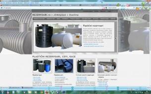 Seo optimizacija i web dizajn sata rezervoari